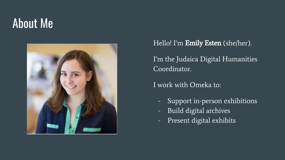 About Emily Esten